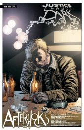Justice League Dark #30 Preview 1 Art by Mark Irwin/Andres Guinaldo
