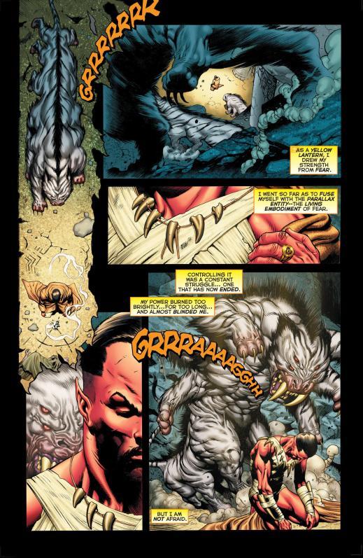 Sinestro #1 - Page 4