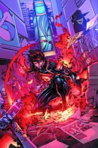 superboy #30 cover