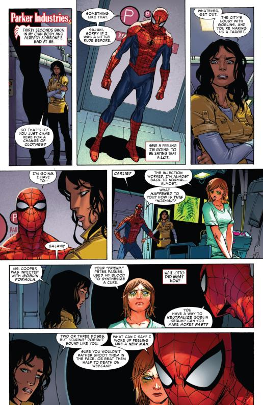 Superior Spider-Man #31 - Page 4