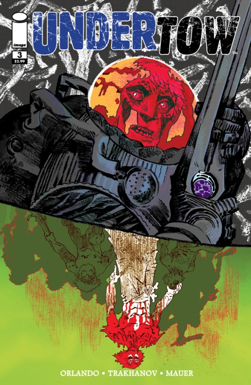 Undertow #3 cover