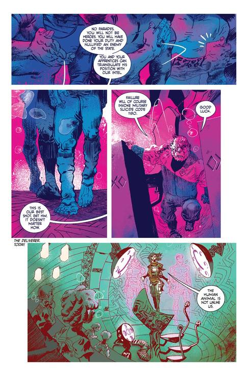 Undertow #3 page