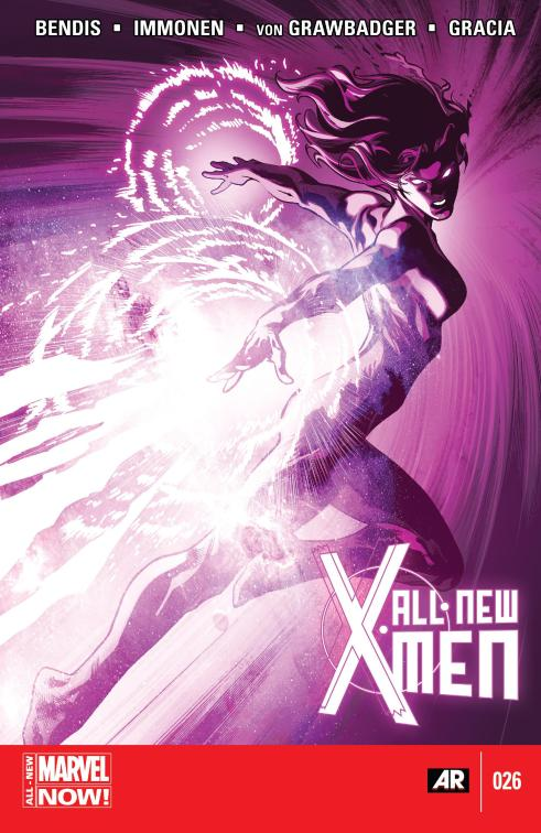 All-New X-Men #26 - Page 1
