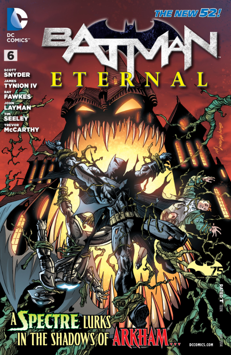 Batman Eternal #6 Cover