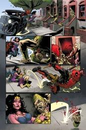 Deadpool #29 Preview 1 Art by John Lucas