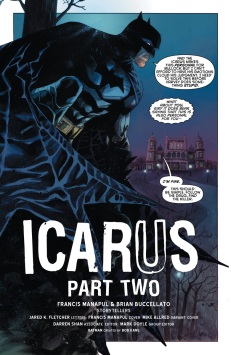 Detective Comics #31 Preview 5 Art by Francis Manapul