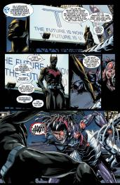 The New 52: Futures End #1 Preview 2 Art by Patrick Zircher