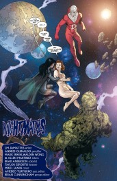 Justice League Dark #31 Preview 2 Art by Mark Irwin/Andres Guinaldo