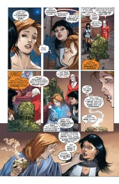 Justice League Dark #31 Preview 3 Art by Mark Irwin/Andres Guinaldo