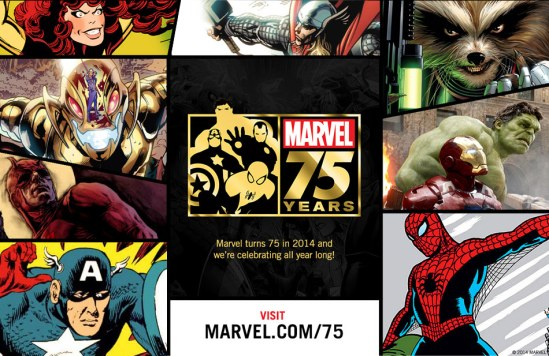 Marvel 75