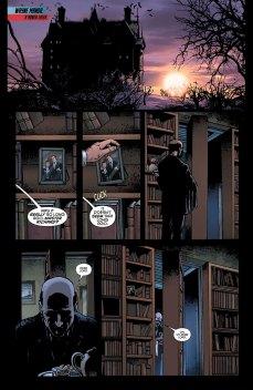 Nightwing #30 Preview 2 Art byTom King/Javier Garron/Jorge Lucas/Mikel Janin/Guillermo Ortego