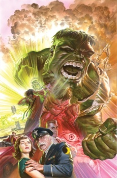 Alex Ross 75th Anniversary Variant