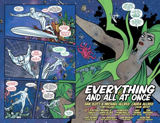 Silver Surfer #2 - Page 5