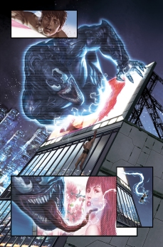 100th Anniversary Special Spider-Man #1 Preview 3 Art by In-Hyuk Lee