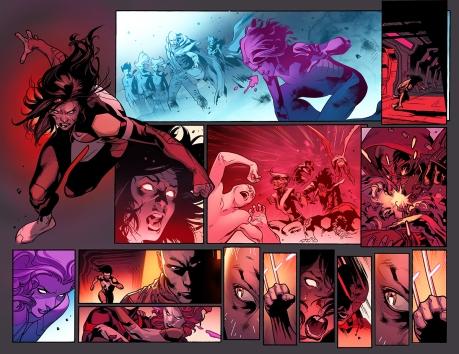 All-New X-Men #29 Preview 1 Art by Stuart Immonen