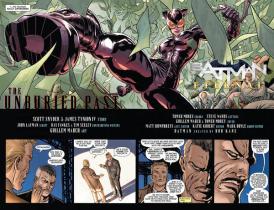 Batman Eternal #9 Preview 4 Art by Guillem March