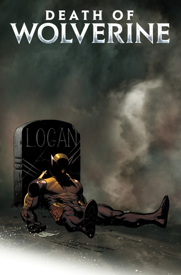 Death of Wolverine #1 McGuinness Mortal Variant