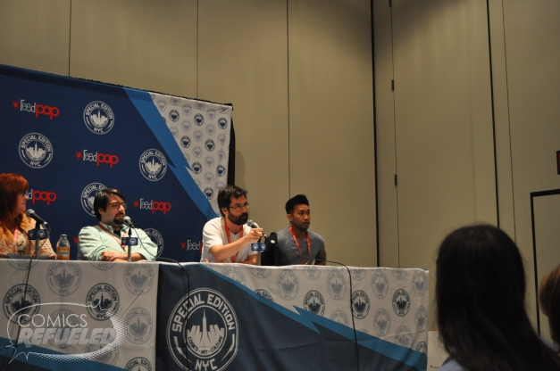 Francis Manapul joins Batman 75th Anniversary Panel