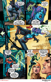 Justice League 3000 #7 Preview 2 Art by Howard Porter