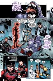 Superboy #32 Preview 1 Art by Jorge Jimenez
