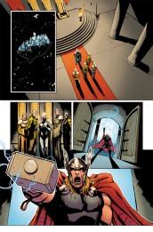 Thor & Loki: The Tenth Realm #1 Preview 1 Art by SIMONE BIANCHI/LEE GARBETT