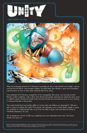 Unity #8 (Armor Hunters) Preview 1 Art by Stephen Segovia