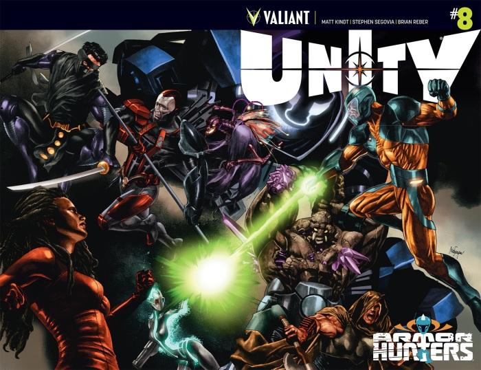 unity #8