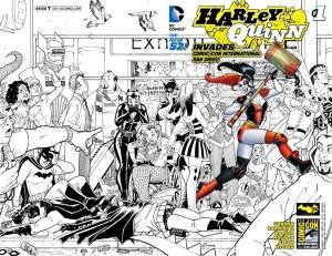 HarleyInvadesSDCC