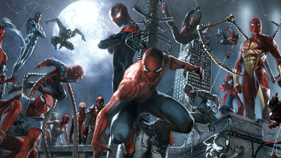 Spider Man Stories That Will Never Be Made Into Movies spider verse