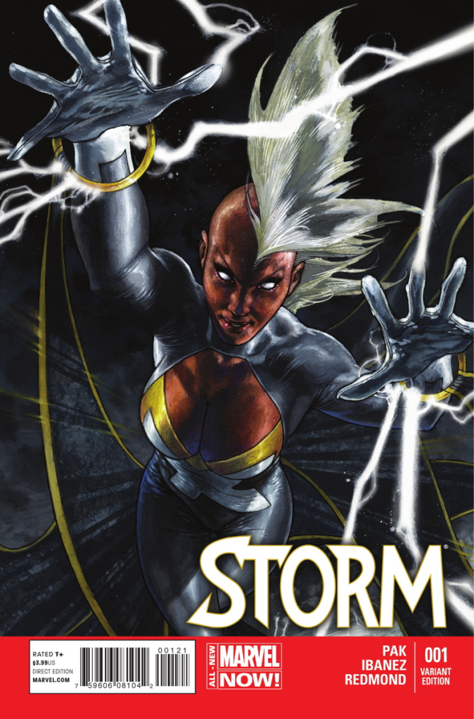 Storm #1 Variant Cover 1