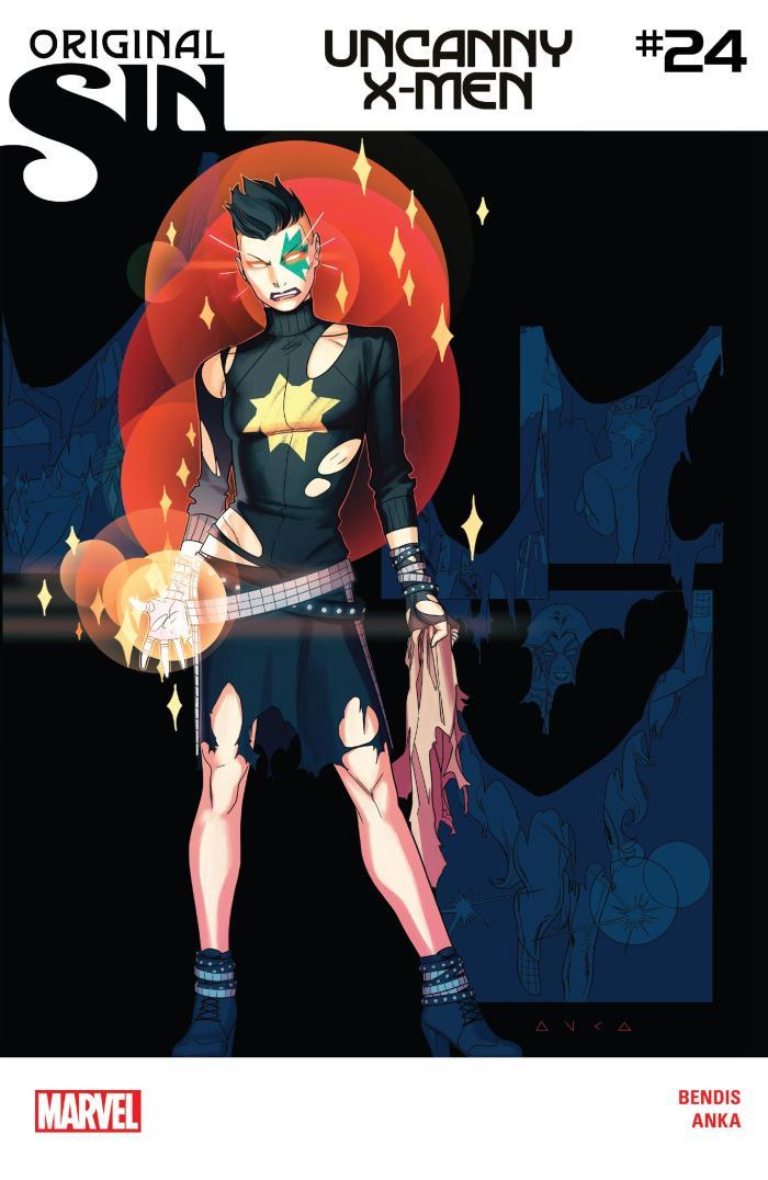 Uncanny X-Men #24 - Page 1
