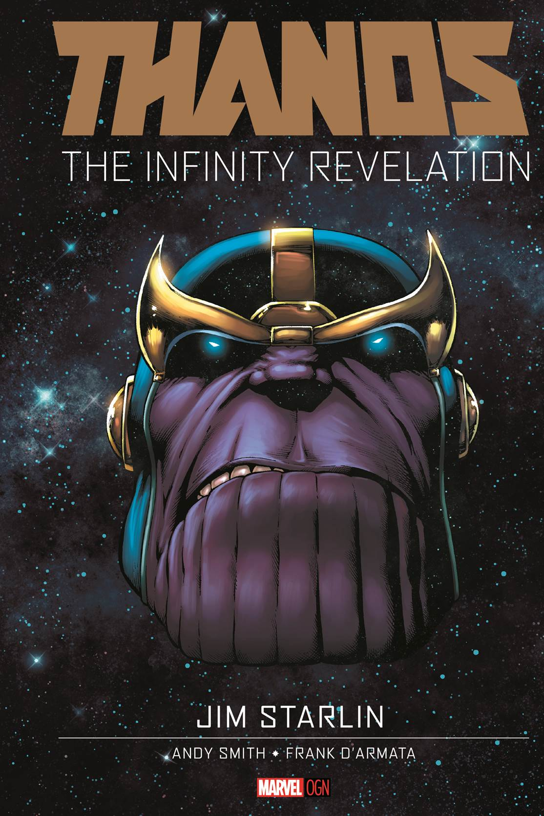 The Infinity Wart Saga Part 1 Issue: Presenting A New Lettered Preview Of THANOS: THE INFINITY