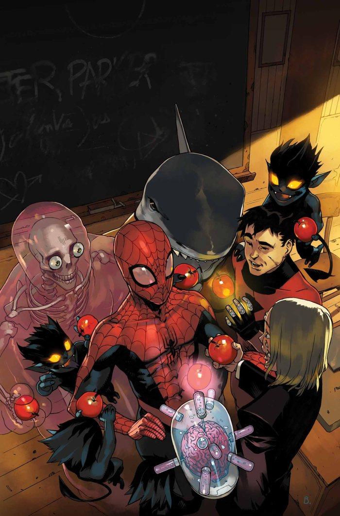 Spider-Man_&_The_X-Men_Bengal_Variant