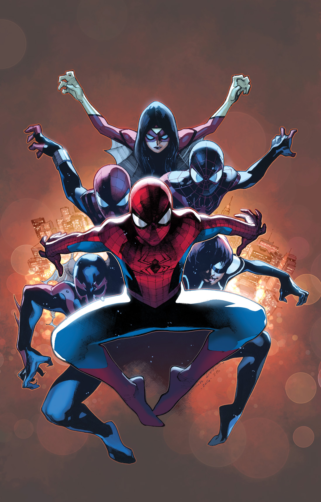 Spider-Verse Is Here In Amazing Spider-Man 9 -7369