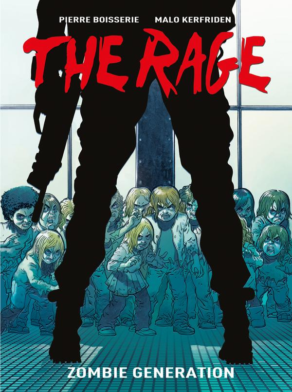 THE RAGE VOL. 1 ZOMBIE GENERATION