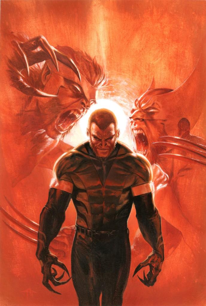Wolverines #1 Variant