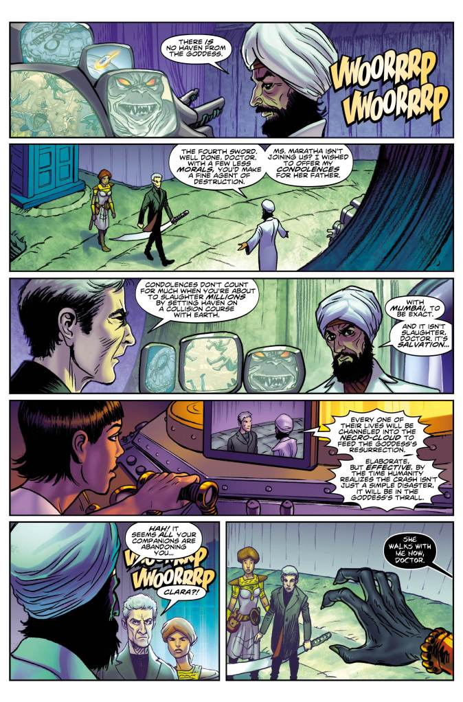 The Death-Defying Doctor Mirage #02 » Download …